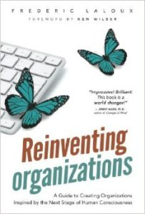 Cover Reinventing Organization